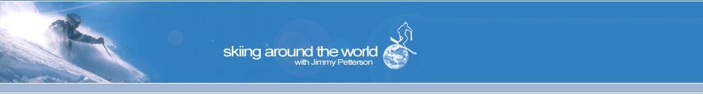 Logo Skiing Around The World Book