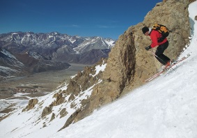 Skiing Argentina