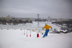 Skiing Belarus - volume 2