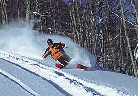Skiing Croatia