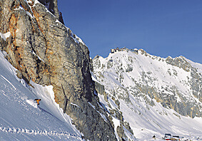 Skiing Germany