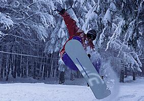 Skiing Hungary