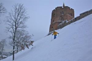 Skiing Lithuania - volume 2
