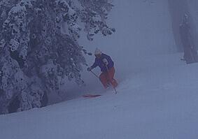 Skiing Poland