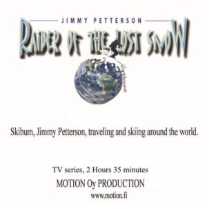 Raider of the Lost Snow DVD