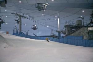 Skiing United Arab Emirates - volume 2