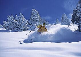 Skiing Uzbekistan