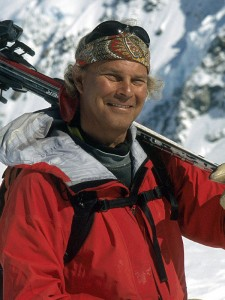 Jimmy Petterson - The auhtor of Skiing Around the World books