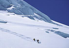 Skiing Kazakhstan