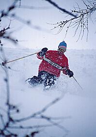 Skiing Liechtenstein
