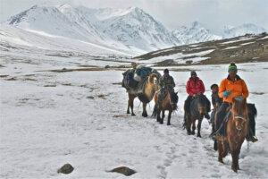 Skiing Mongolia - volume 2