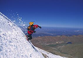 Skiing Morocco