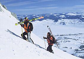Skiing Serbia-Montenegro
