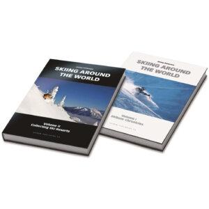 Skiing Around the World - Two Books