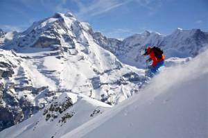 Skiing Switzerland - volume 2