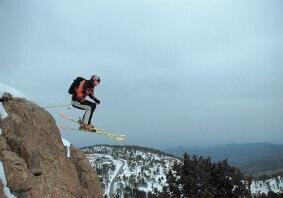 Skiing Cyprus